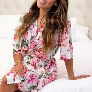 Show Me Your Mumu Garden Of Blooms Robe